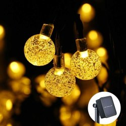 Creatieve en Modieuze Zonne Decoratieve Speciale Kerstmis van Lichten Gemaakt in China Jdsolar octrooi-24