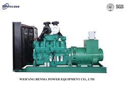 600kw/750kVA Benma Dieselmotor-Generator-Set für Fabrik/Telekommunikations-Gebrauch