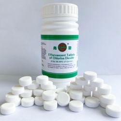 Sicherheits-Desinfektionsmittel-Chlor-Dioxid-Tabletten für Wasserbehandlung