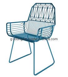 앤틱 다리미 산업용 금속 식탁용 의자