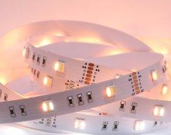 Rgbww جديد (NW, WW) Rgbct خمسة ألوان 30 LED / متر LED شريط مرنة ضوء
