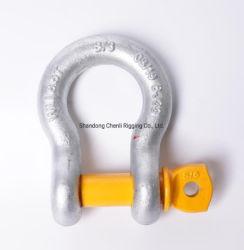 Grau de ligas S Dee Parafuso do Pino Collor e segurança da cadeia de tipo manilhas como2741-1992 13mm