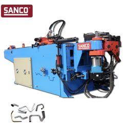 CNC van Sanco 3D Volledige Elektrische en Hydraulische Automatische Buigende Machine van de Buis van de Pijp voor Buigmachines