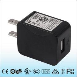 5V 1A 2A US Plug ETL Masseur Certificcate petit Home Appliance Chargeur USB Téléphone mobile