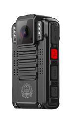 Caméra de surveillance portable 4G Corps de police d'usure 8 heures d'enregistrement 2.8inch caméra écran tactile