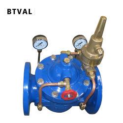 إمداد صمام تقليل ضغط التحكم الهيدروليكي صمام بوابة صناعة المياه صمام باب البوابة منخفض الحرارة