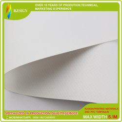 L'impression numérique Matériel de publicité de bannière Frontlit enduit PVC Flex