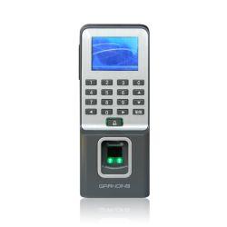 وحدة التحكم في الوصول إلى الباب باستخدام مستشعر بصمات الأصابع مع RFID (F09/ID)