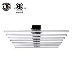 Amplio espectro resistente al agua de los motores de la Horticultura módulos lineales Granja Vertical de 1000W de luz LED crecer barras de luz