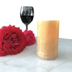 Оптовая торговля индивидуальные Свадебный день рождения торт в форме свечи декоративные свечи свеча Jar