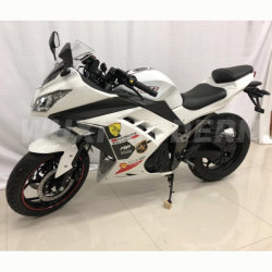 دراجة نارية كهربائية حديثة من نينجا مع بطارية ليثيوم 72 فولت/50 أمبير 80 كم/ساعة 3000 واط
