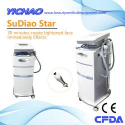 Multifunctionele Winkle Removal Skin Tighging RF Ultrasonic Face Treatment machine