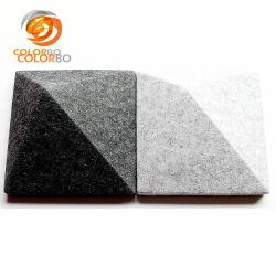 Для дома и офиса декор акустические Diamond-Shaped поверхности 3D продуктов