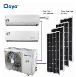 24000BTU climatiseur d'énergie de l'alimentation du compresseur de Soalr Panel Products 9000 12000 18000 30000 36000BTU