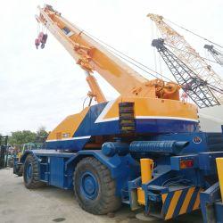 Gru utilizzata il Giappone del terreno di massima di Kobelco Rk250 25tons da vendere