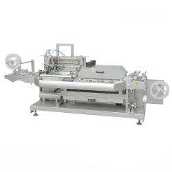 (JDZ-1030) de Rolo para Rolo máquina de impressão de etiquetas de silk-screen