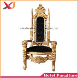 Wedding/salone chiodo/della caffetteria che decora re usato Throne Chair