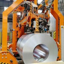 ASTM A463 tipo 1 como240 como120 bobinas de acero aluminizado Mesco
