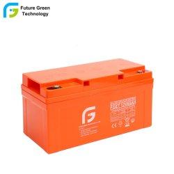 12V 65Ah AGM de alta calidad de la batería de ciclo profundo Backup UPS