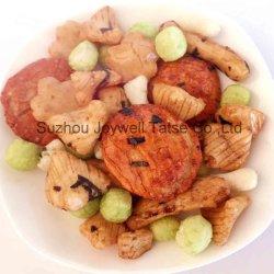 Craquelins de riz arachides grillées Snack Mix