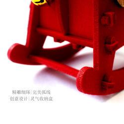 Nouveau design jouet en fibre de polyester chien panier de stockage pour les travailleurs