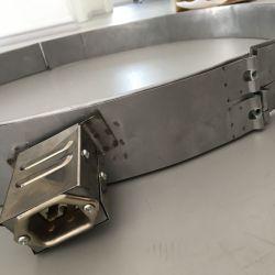 De industriële Pijp van de Extruder gebruikte de Hoge Thermische Verwarmer van de Band van het Mica van de Efficiency