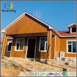 Goed ontworpen Lgs Wood voorvervaardigd gebouw Prefab House met 3 Slaapkamers