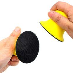 Le ponçage bloc de ponçage à la main d'abrasif pour le polissage