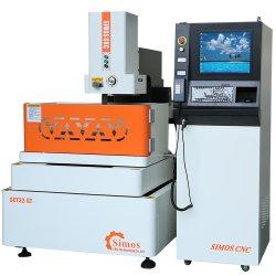 La précision de coupe élevée +-0.0025mm, découpe 0.7Um de rugosité, haute vitesse de coupe fil coupe EDM Machine