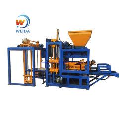 الصين صناعة ممون [قت4-15س] آليّة خرسانة قالب كلّيّا يجعل آلة