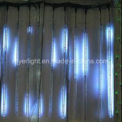 LED de iluminação de neve decoração Shopping Tubo Luzes de Natal