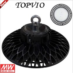 Светодиоды высокой мощности 100 Вт/150W/200W/240 Вт/300W склад промышленного освещения светодиодные лампы НЛО высокого Bay