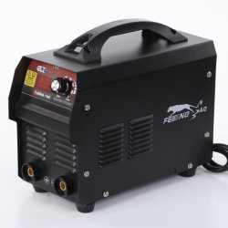 Bio-Voltage 110V/220V 60Hz soldadora de arco 160 inversor de una máquina de soldadura MMA