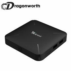 Установите флажок телевизора HDMI TX5 Max S905y2 Android 8.1 Quad Core 1080P Android Amlogic S905y2 США телевизор в салоне 4K телевизор .