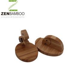 Водонепроницаемый деревянные бамбуковые держатель для мобильного телефона iPhone / iPad