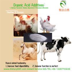 المادة المضافة لتغذية المُصنّعة مادة الأسيتات المستخدمة المضافة للهيزات بنسبة 99% تغذية المواد الخام