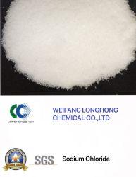 Бурение нефтяных скважин и бурение работы высшего качества хлорида натрия / Nacl / Промышленные соли CAS № 7647-14-5