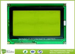 240 * 128 Stn / FSTN початков графический ЖК-дисплей с помощью модуля 21Контакт 8080 интерфейс и светодиодной подсветкой