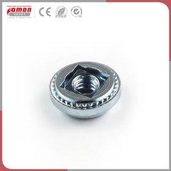 環境に優しい円形ロックの十六進挿入車輪のボルトばねのナット