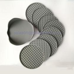 O BPA livres de 8 computadores 4.3 polegadas grande boa aderência a capa de silicone Mats no Suporte