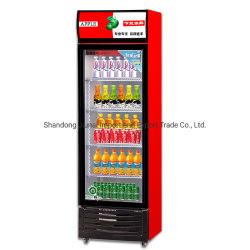 Bier Visi Kühlvorrichtung-Handelsbildschirmanzeige-Getränk gekühlter Kasten