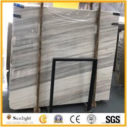 Nuova lastra materiale del marmo di periodo di glaciazione per la parete, pavimentazione, cucina, stanza da bagno, disegno dell'hotel