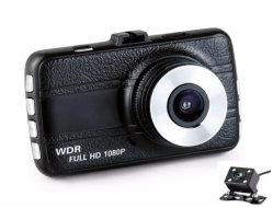 3-дюймовый экран 720HD совместимый объектив 170 широкий угол обзора и ночное видение на машине устройства записи видео камера для всех автомобилей