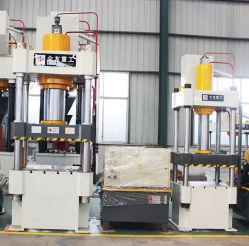 Zhongyouの二重処置の深いデッサン油圧出版物機械はとのクッションを停止する