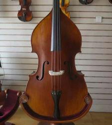 Castanho de alta qualidade antique Professional Contrabass Double Bass