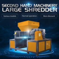 الأجهزة الكهربائية المخلفة آليًا من الجانب الثاني آلة الخردة المعدنية الخردة الفولاذ مع توفير الطاقة