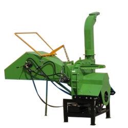 トラクタ PTO 駆動油圧供給システム WC - 8 インチ木材チップ