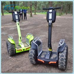 auto van het Saldo van het Systeem van de Batterij van de Autoped van de Schop van de Volwassenen van 70km de Elektrische Dubbele