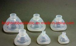 Flüssigsilikonzubehör Silikon Atemmaske Medizinisches Silikonzubehör Flüssigkeit Silikonspritzprodukte