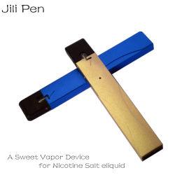 Antenne dual grand vapeur 1.5ohm Cigarette électronique Jili Pen e cig avec les gousses Vape comme Juul Vape appareil